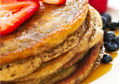Breakfast Pancakes