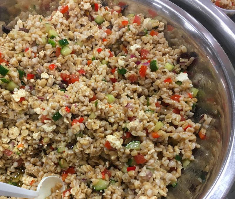 Cavena Mediterranean Salad